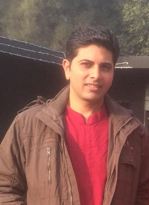 Indian Voice Artist Avdhesh Tondak